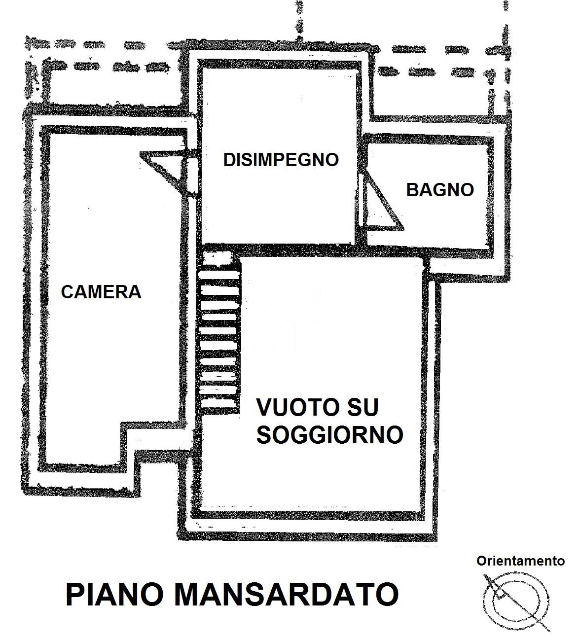 Piano mansarda